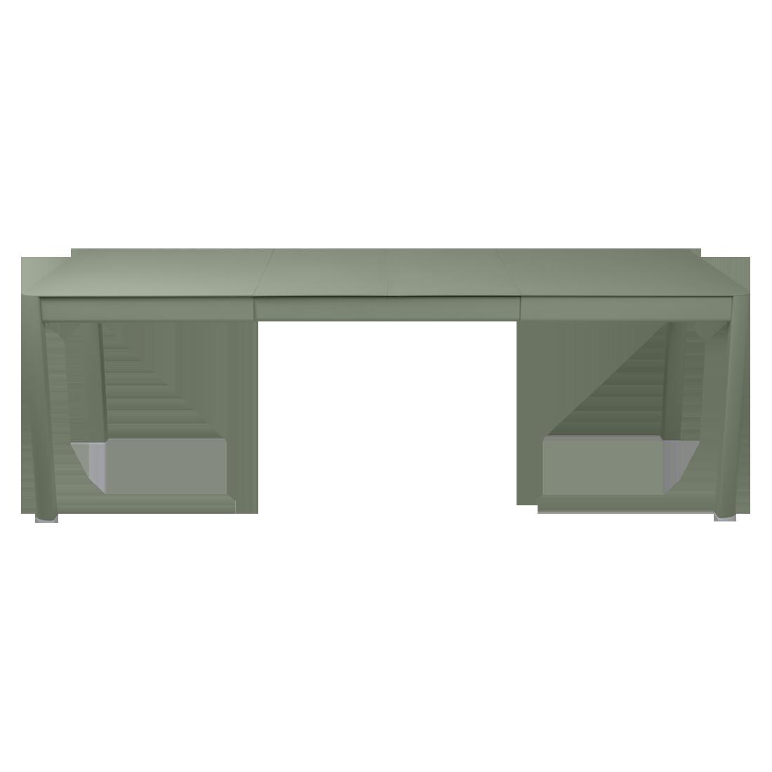 Tisch Ribambelle mit 2 Einlegeplatten, Gartentisch aus ...