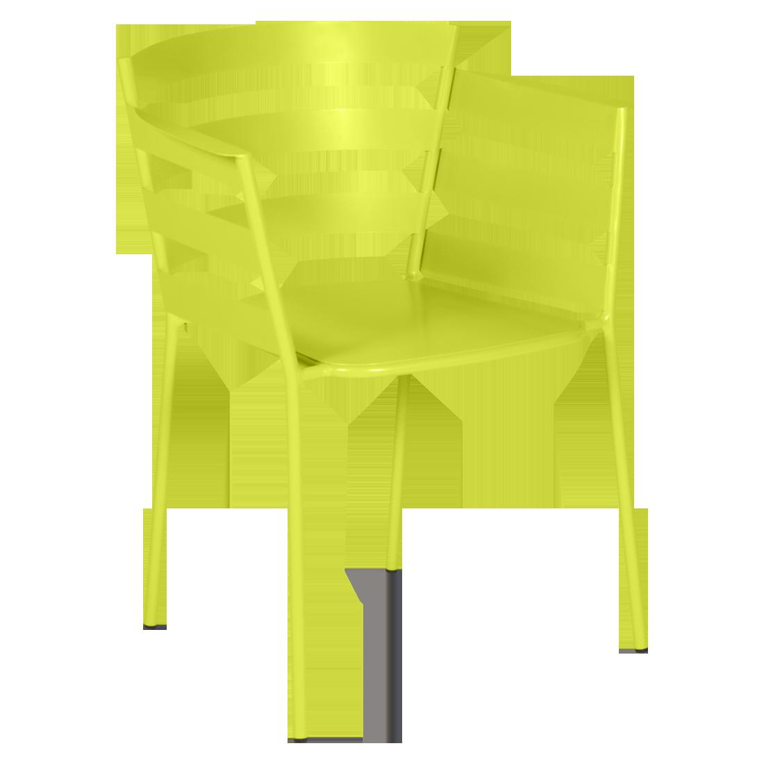 chaise metal design, chaise design, fauteuil de jardin, chaise metal, chaise fermob, fauteuil vert