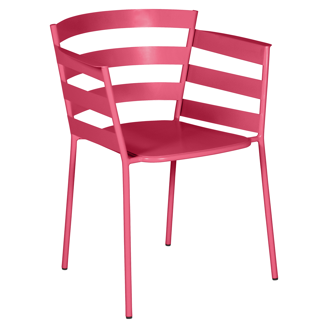 chaise metal design, chaise design, fauteuil de jardin, chaise metal, chaise fermob, fauteuil rose