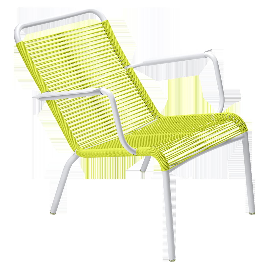 fauteuil bas saint tropez fauteuil de jardin salon de jardin. Black Bedroom Furniture Sets. Home Design Ideas