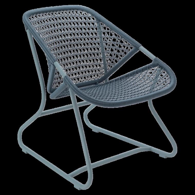Fauteuil sixties fauteuil de jardin pour salon de jardin - Magasin usine fermob ...