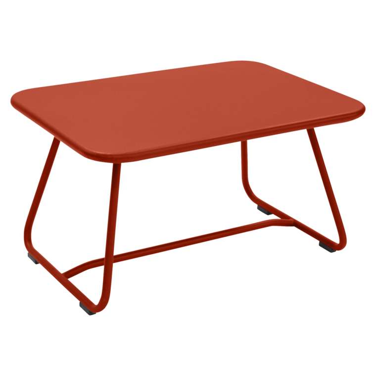 Table sixties table basse pour salon de jardin - Table basse salon de jardin ...