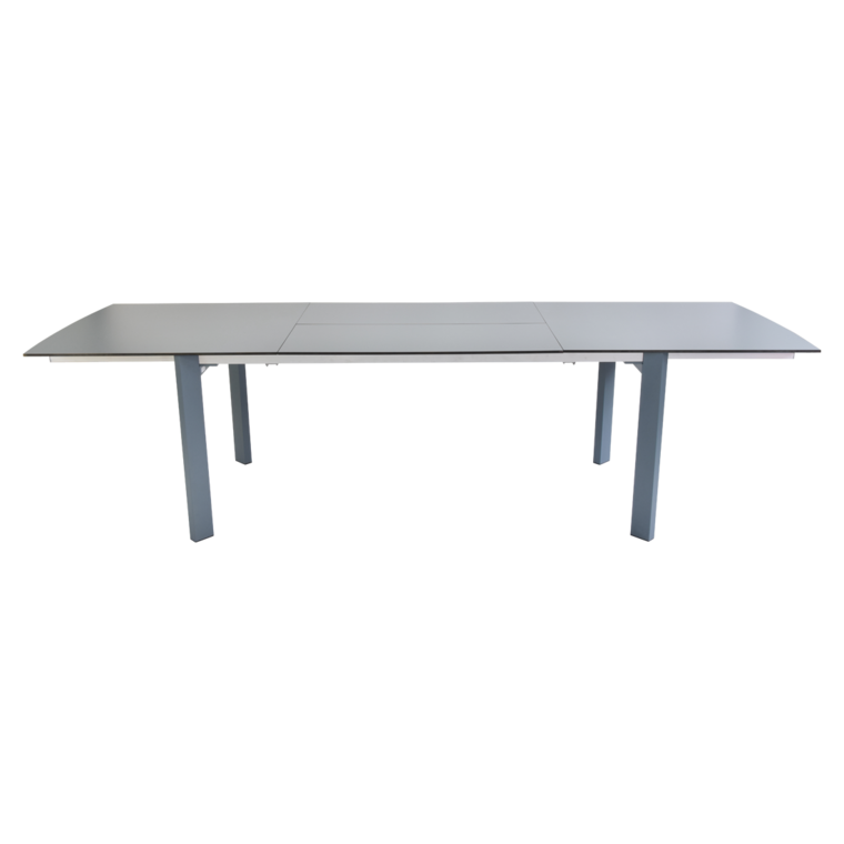 slim table, extending table, outdoor furniture