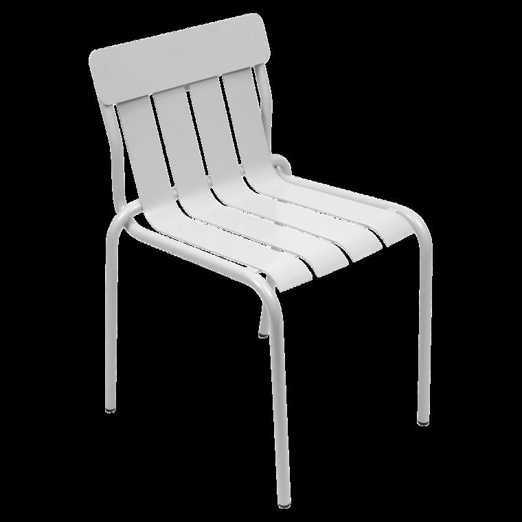 Stripe chair metal chair restaurant furniture - Chaise metal couleur ...