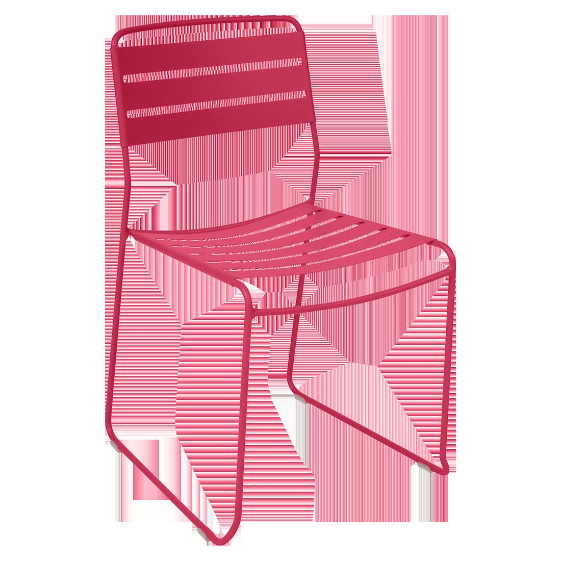 chaise metal, chaise de jardin, chaise metal design, chaise rose