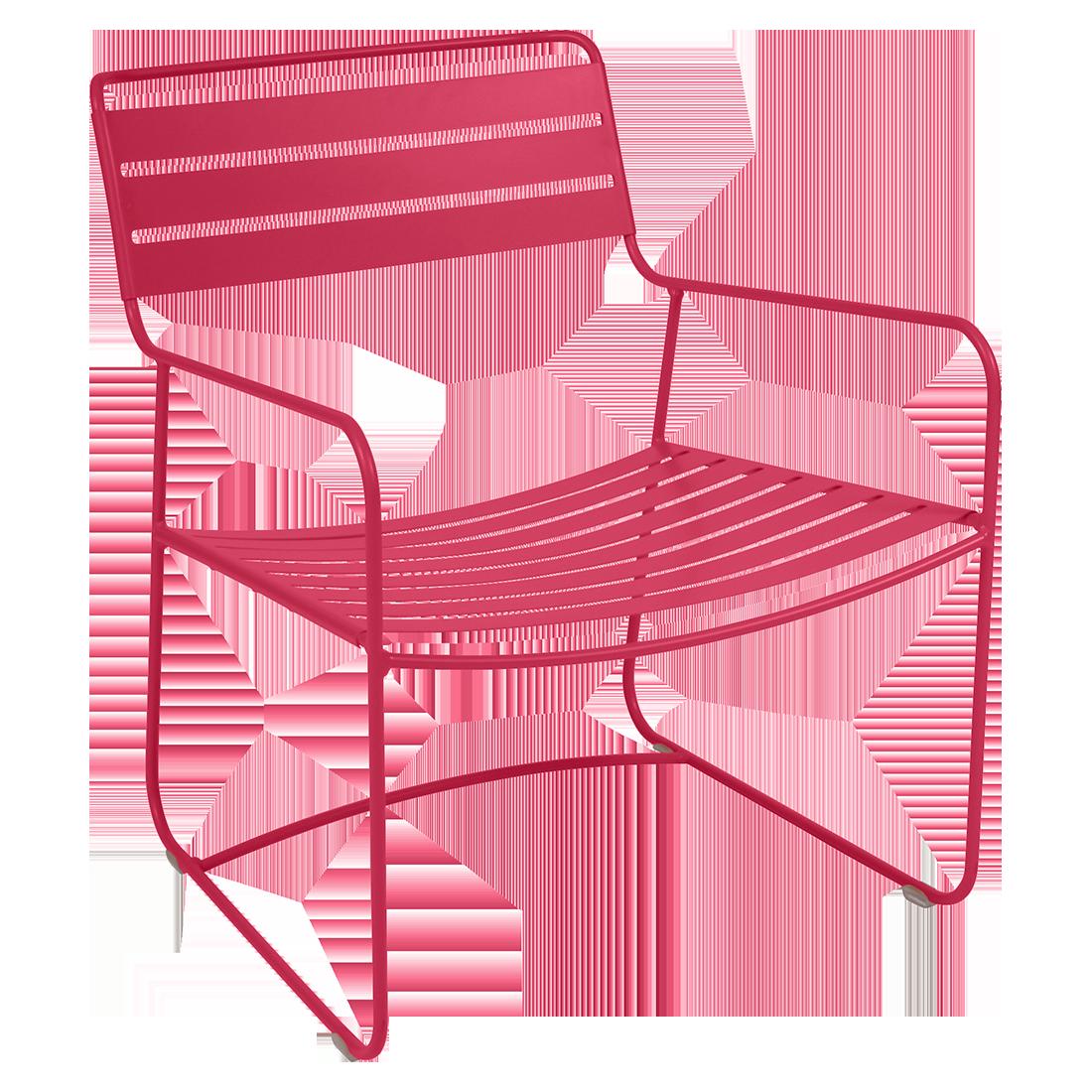 fauteuil fermob, fauteuil metal, fauteuil de jardin, fauteuil de jardin rose