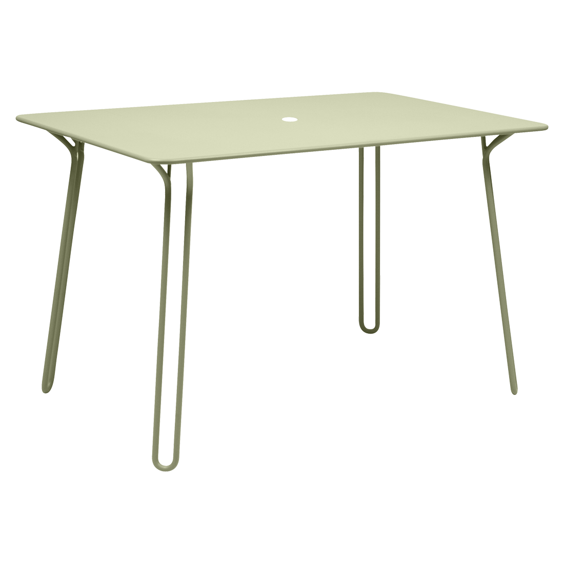 Table surprising table de jardin en m tal mobilier de jardin for Fermob table de jardin
