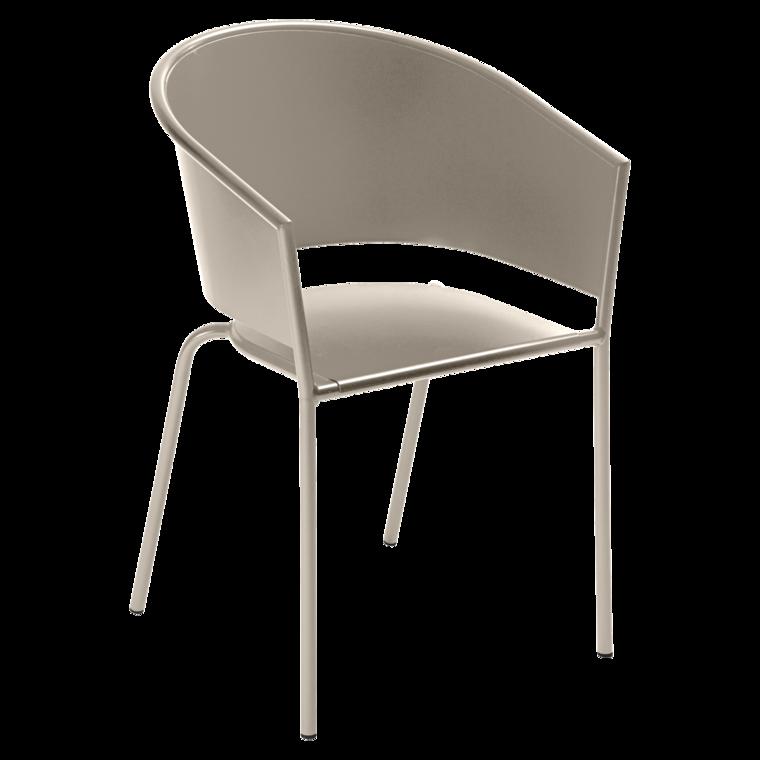 Fauteuil tnp fauteuil de jardin design en m tal - Mobilier jardin waterloo villeurbanne ...