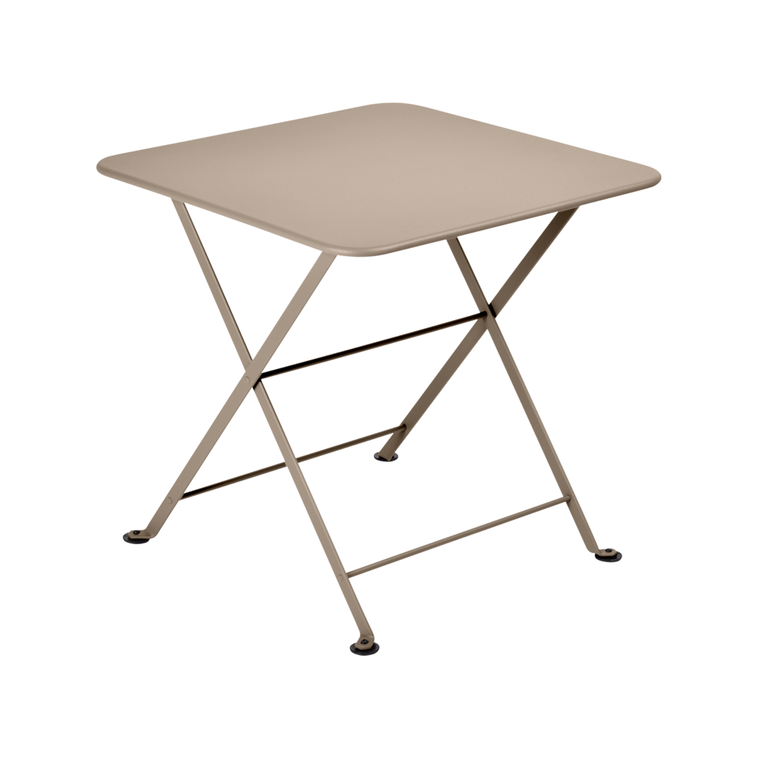 table basse metal, table enfant metal, table de jardin pour enfant, table basse beige