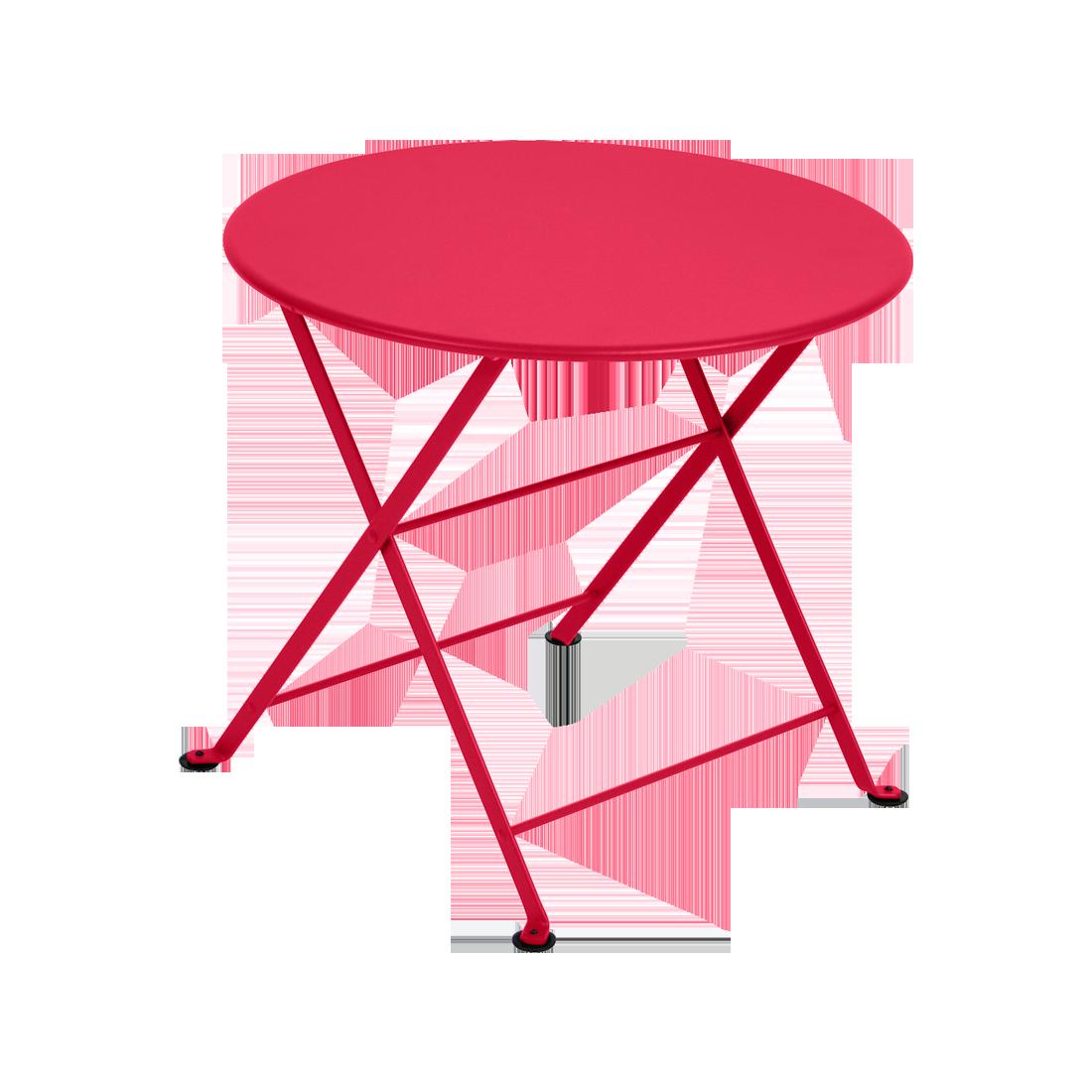 table basse metal, petite table basse, table metal enfant, table de jardin pour enfant, table enfant rose