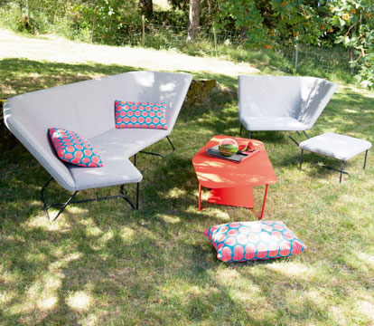 Collection Ultrasofa salon de jardin Fermob