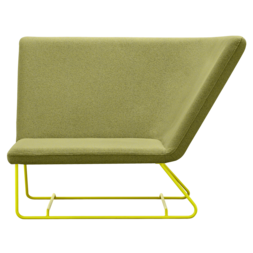 fauteuil de jardin en tissu