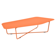 table basse design, table basse fermob, table basse ultrasofa, table basse metal, table basse de jardin, table basse orange