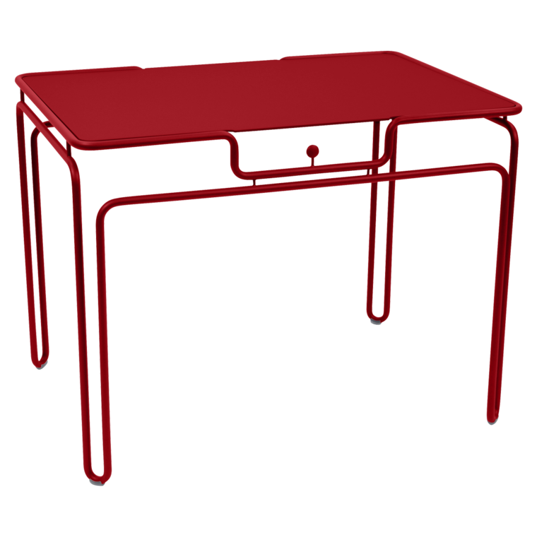 Table van gogh table de jardin design en m tal for Table cuisine 70 x 100
