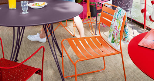 table de jardin 6/8 personnes Rendez-Vous