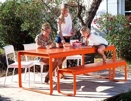 Rectangular tables - Outdoor furniture - Fermob