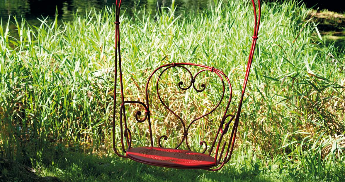 balançelle fauteuil suspendu