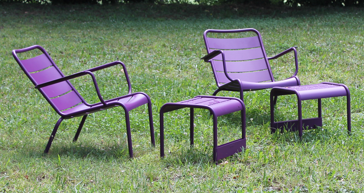 fauteuil bas luxembourg fauteuil de jardin pour salon de jardin. Black Bedroom Furniture Sets. Home Design Ideas