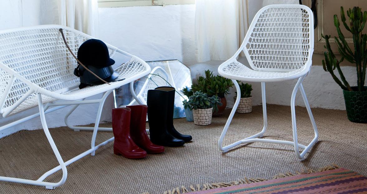 Sixties Chair Garden Chair Outdoor Furniture