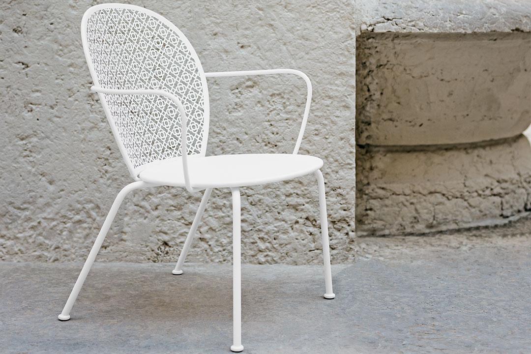 fauteuil metal, fauteuil design, fauteuil de jardin, fauteuil terrasse