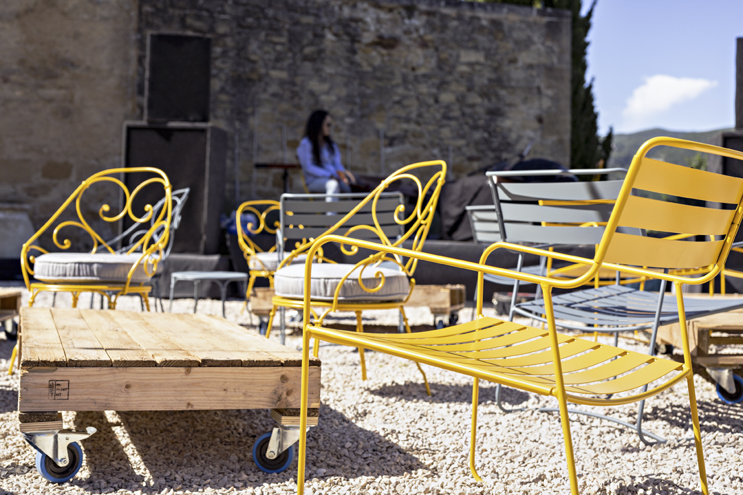 fauteuil de jardin, fauteuil metal, fauteuil de jardin design