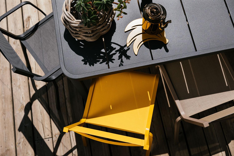 table de jardin, chaise de jardin, table metal, table de jardin 8 personnes, chaise terrasse