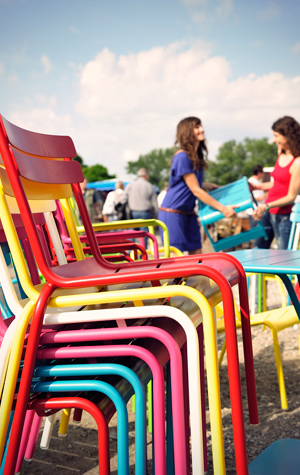 Nos conseils d'entretien meubles de jardin design en fer Fermob