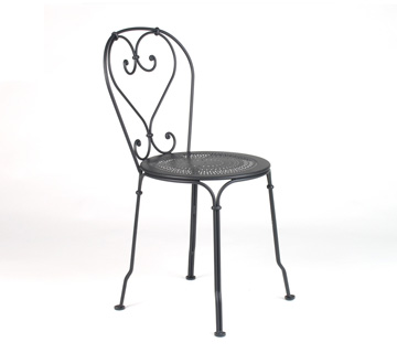 Chair 1900 Liquorice