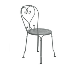 Chair 1900 Storm Grey