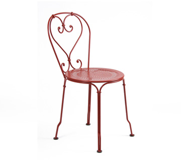 Chair 1900 Poppy