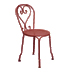Furniture 1900 : garden Chair Color Chili