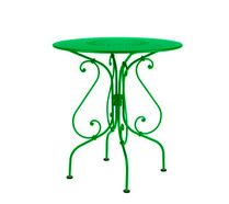 Ø 67 cm round table Grass Green