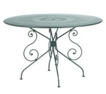 Ø 117 cm round table Storm Grey