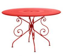 Ø 117 cm round table Poppy