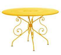 Ø 117 cm round table Honey