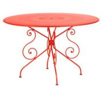 Ø 117 cm round table Capucine