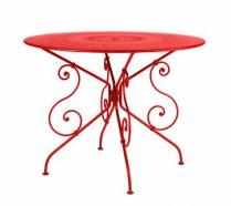 Ø 96 cm round table Poppy