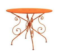 Ø 96 cm round table Carrot