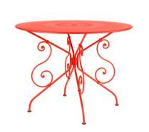 Ø 96 cm round table Capucine
