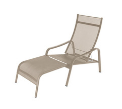 Deck chair Alizé Nutmeg