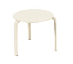 Low table Ø 48 cm Alizé Linen