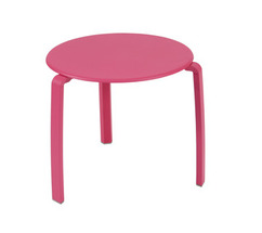 Low table Ø 48 cm Alizé Fuchsia
