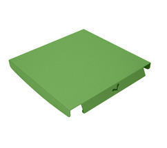 Removable connecting shelf Alizé Grass Green