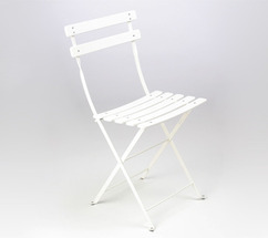 Classic chair Bistro Cotton White