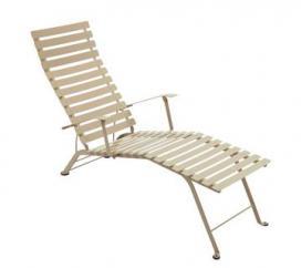 chaise bistro fermob muscade