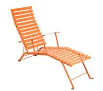 Chaise longue Carrot