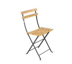 Natural chair Bistro Storm Grey