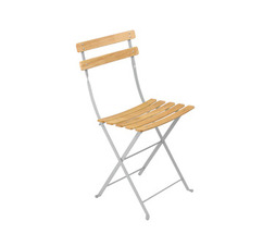 Natural chair Bistro Steel Grey