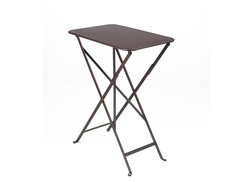 table de jardin bistro fermob 2 personnes rectangulaire. Black Bedroom Furniture Sets. Home Design Ideas