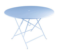 Table Ø 117 cm Fjord Blue